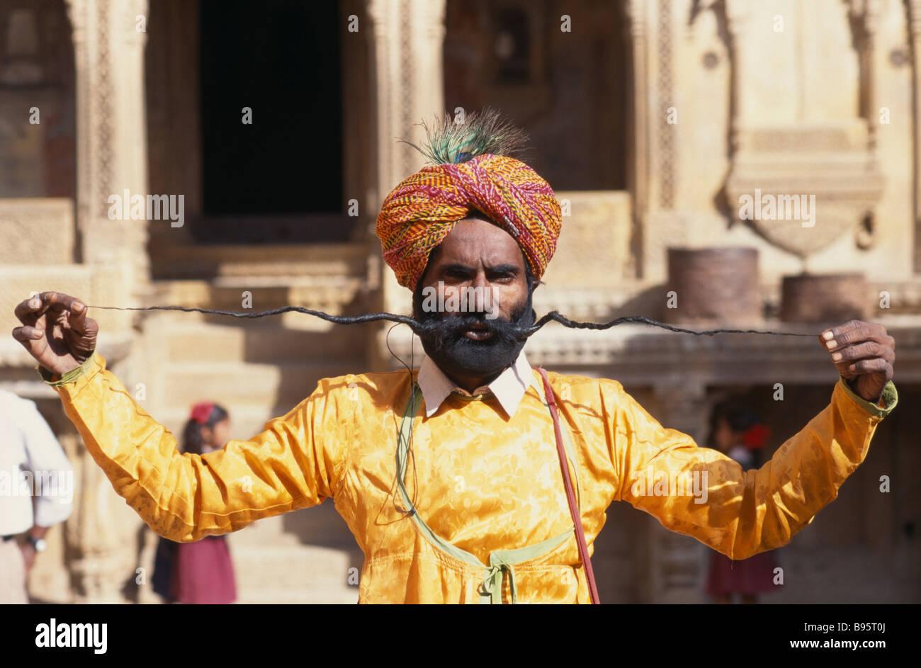 INDIA Rajasthan Jaisalmer - Stock Image