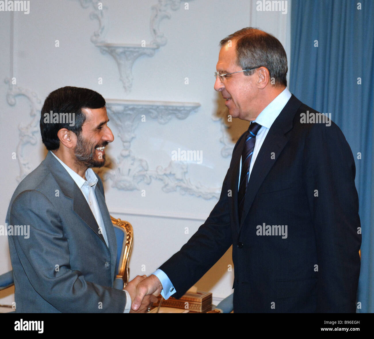 Iranian Minister Stock Photos Iranian Minister Stock Images Alamy