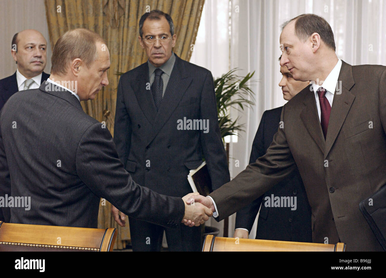 The President of Russia, through Naryshkina, congratulated the students on Tatiana's Day 01/24/2009