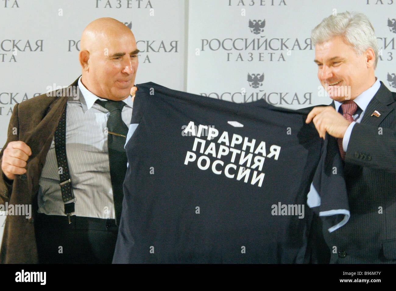 Former State Duma deputy Vasily Shandybin dies 11