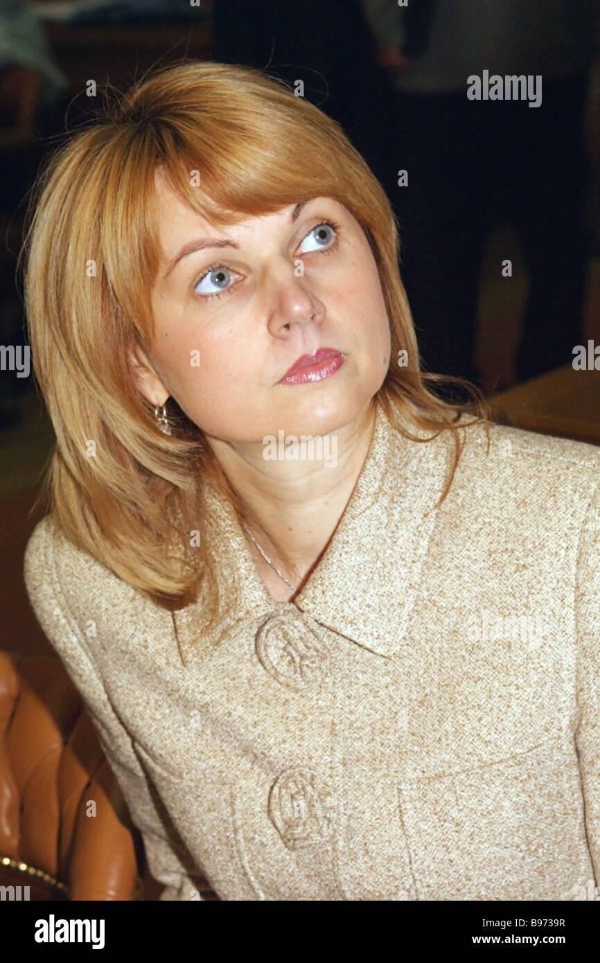 Tatyana Golikova now 24