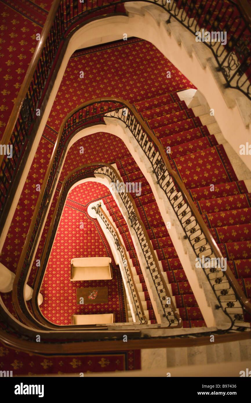 Hotel Europa - Stock Image
