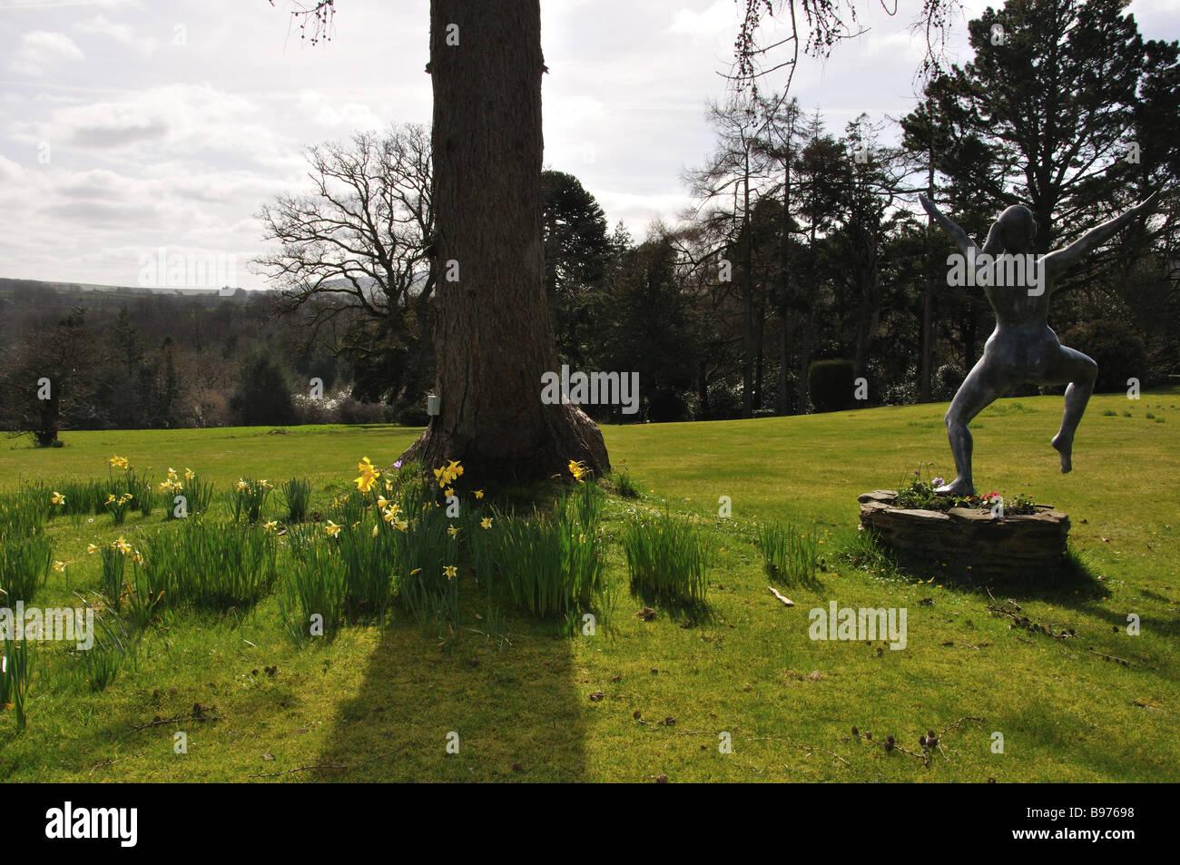 Rhos y Gilwen - Stock Image
