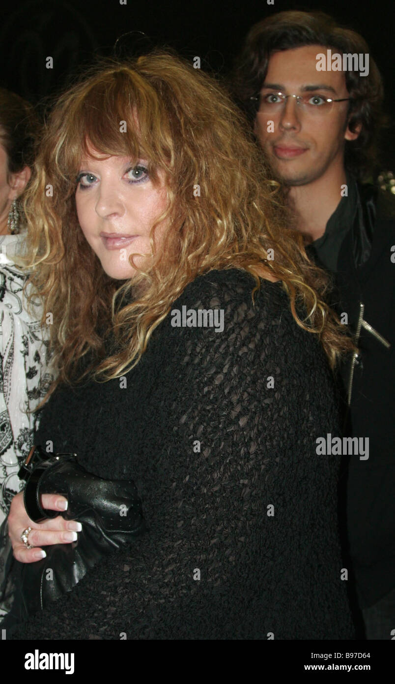 Alla Pugacheva and Maxim Galkin named their son after a fairytale character 12/16/2013 78