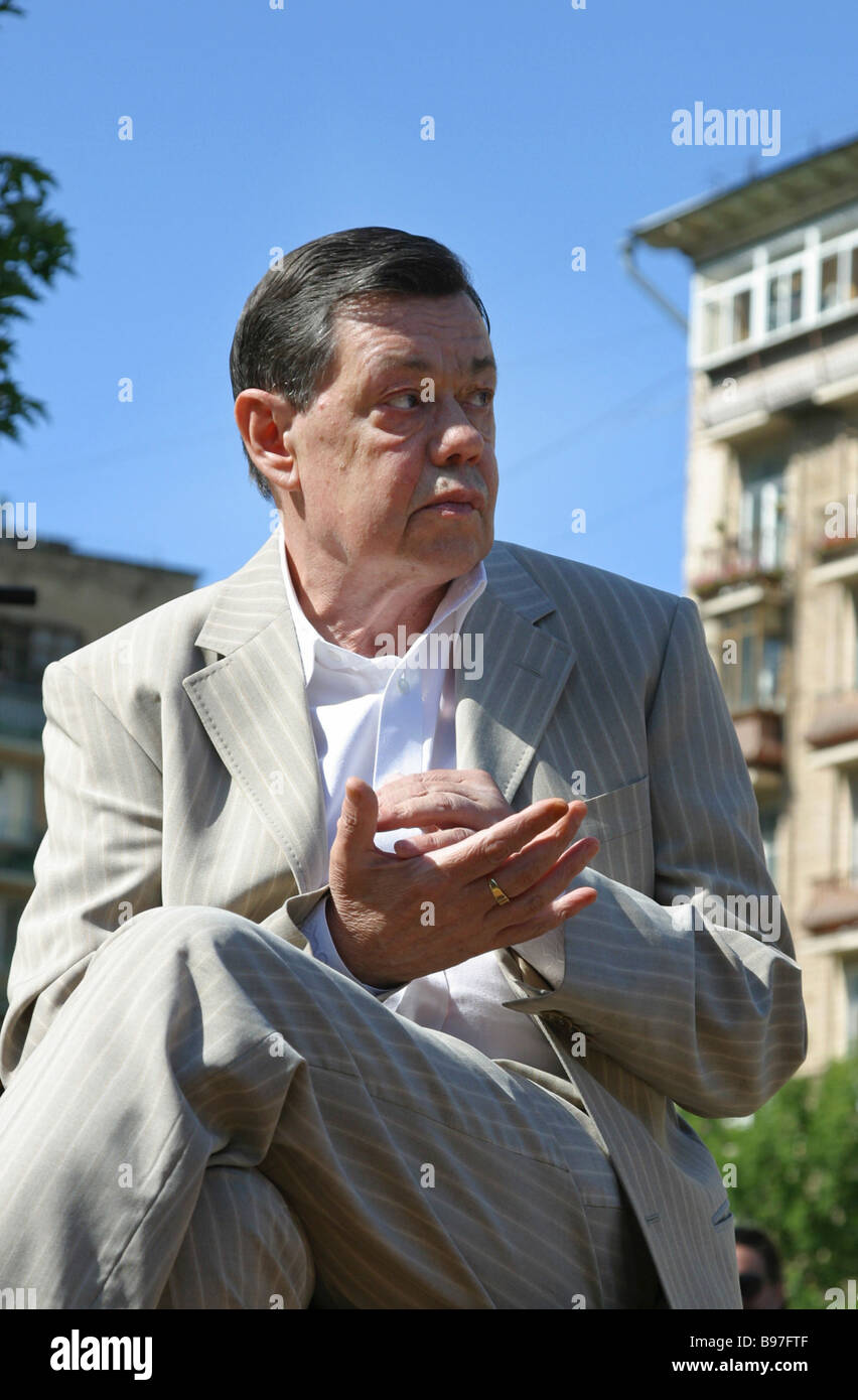 Nikolay Karachentsov: filmography, biography, best roles