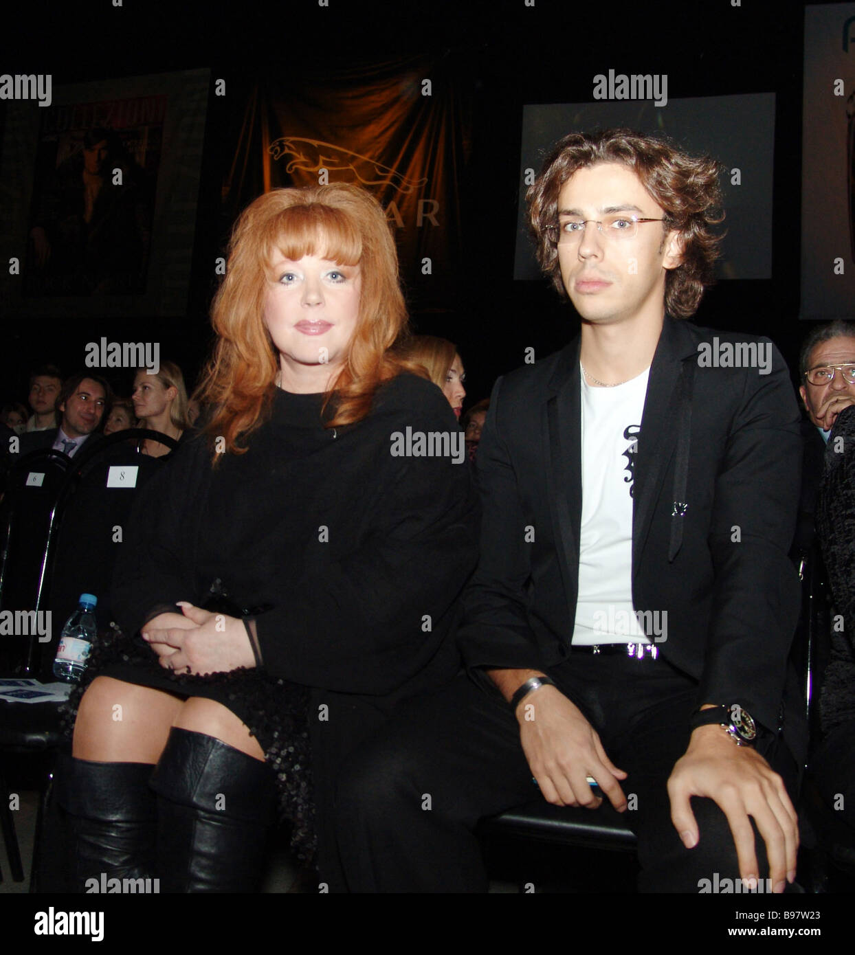 Alla Pugacheva and Maxim Galkin named their son after a fairytale character 12/16/2013 8