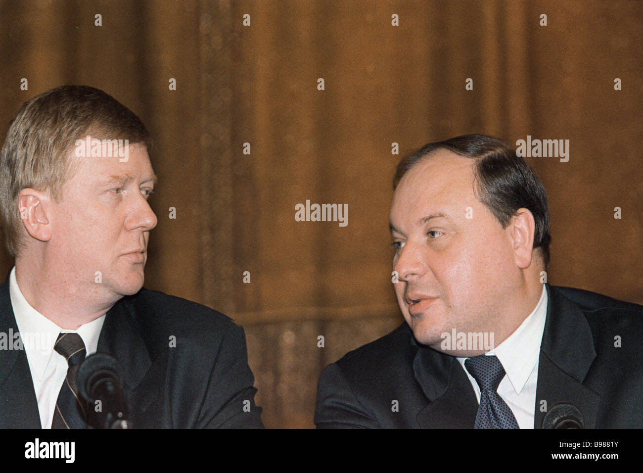 The first family photo of Chubais shocked everyone 24.01.2012 41