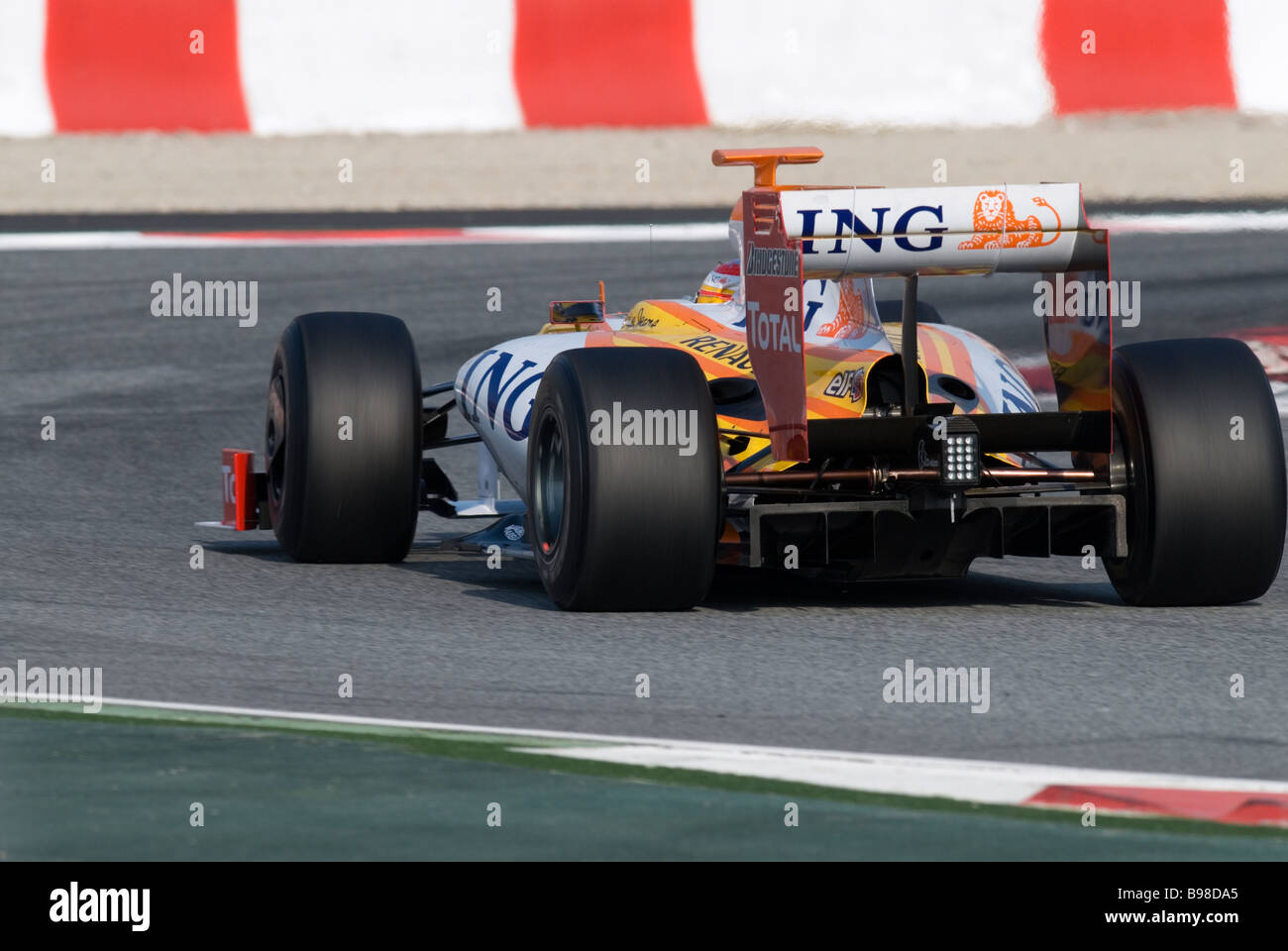 Motorsport; Race; Racing; car; carrace; racecar - Stock Image