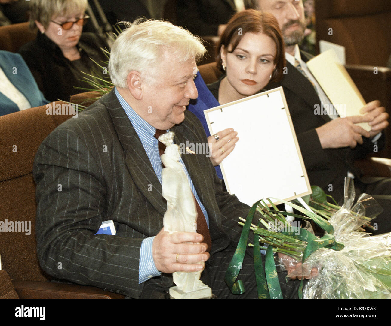 The wife of Oleg Tabakov regrets about the abortion made 06.10.2017 97