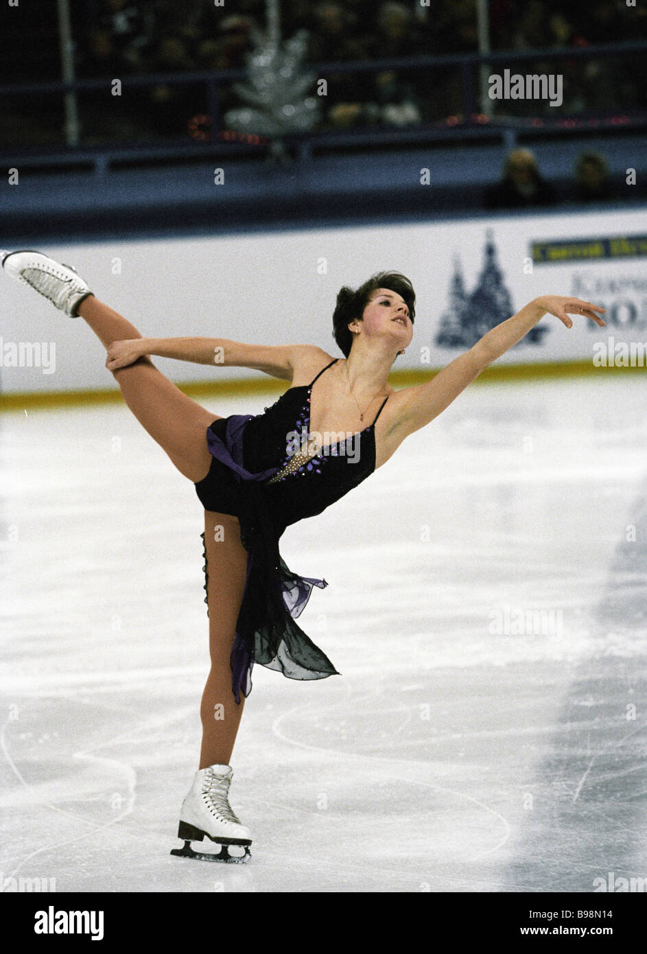 Irina Slutskaya today 28