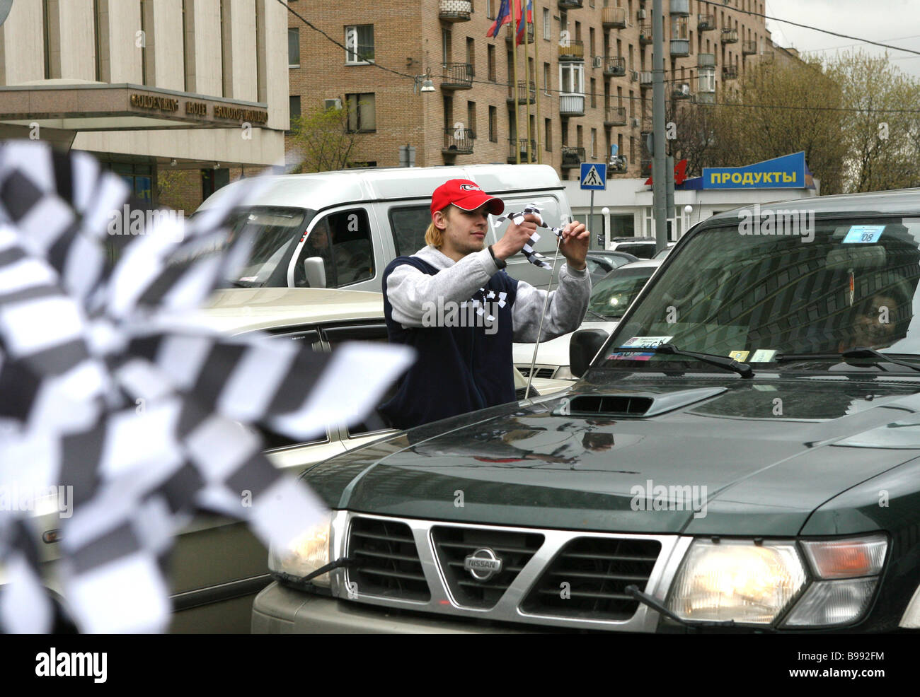 Black Activist Stock Photos Images Alamy Antenna Outdoor Pf Dgt 5000 A Youth Drivers Union Ties And White Ribbon To The Of