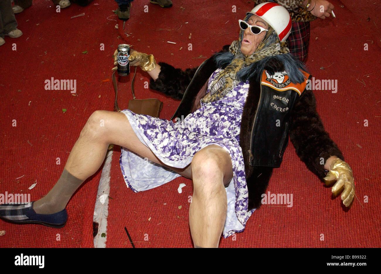 Drunk Granny Com
