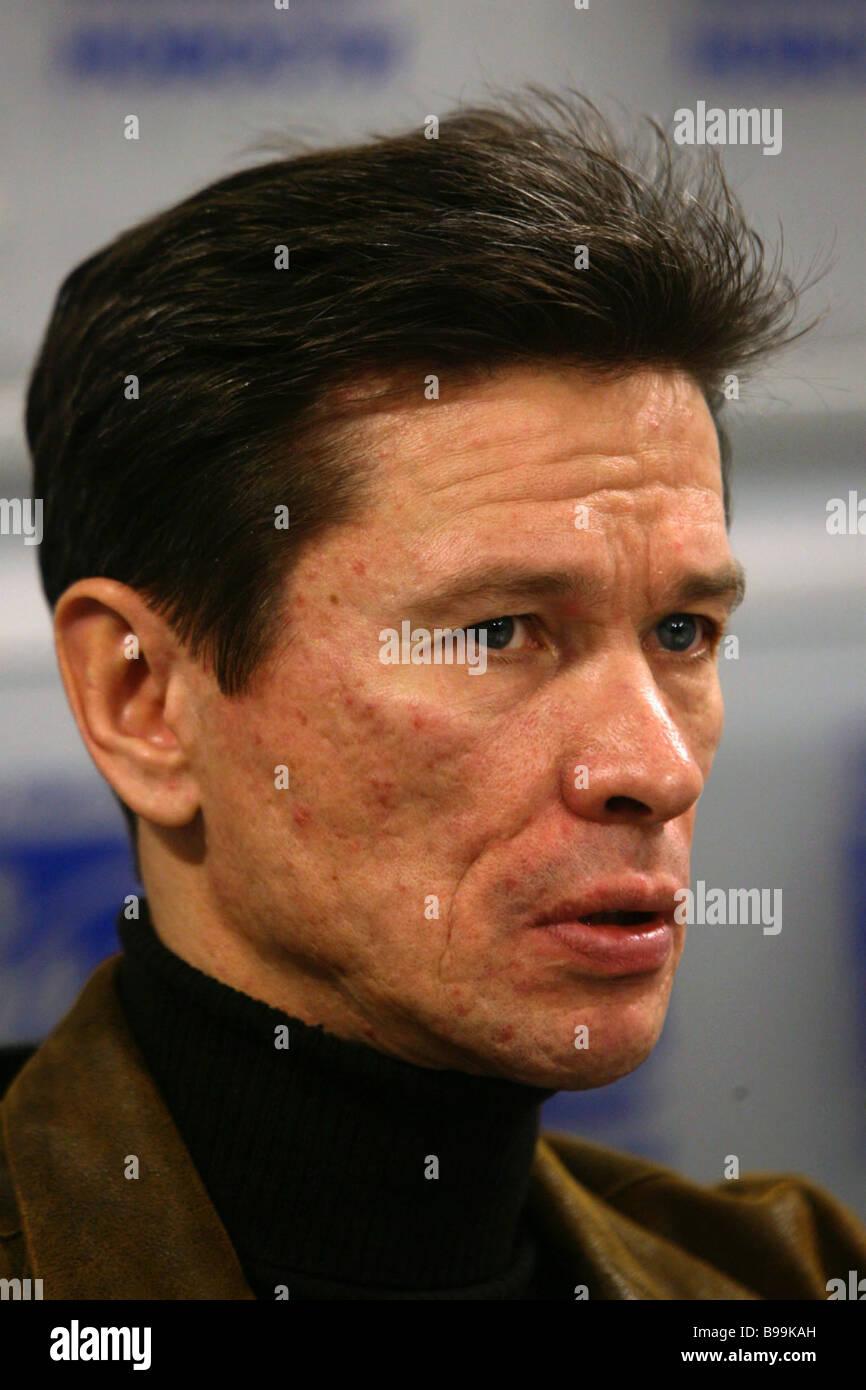 Vyacheslav Bykov today 75