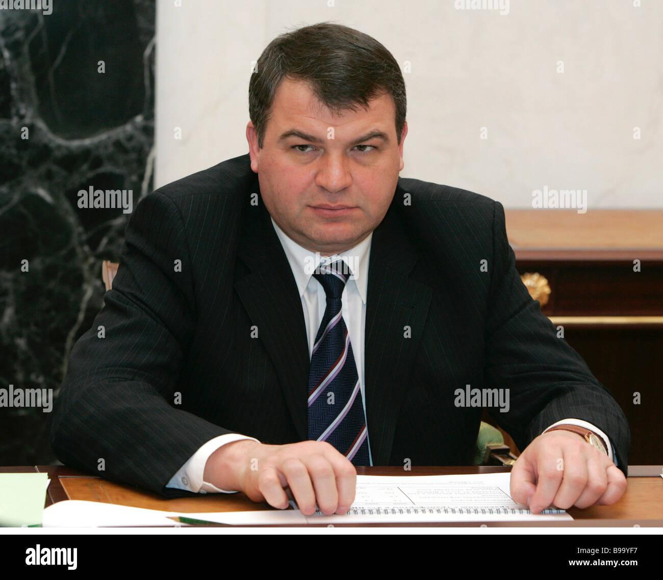 Media: Former Minister of Defense Anatoly Serdyukov was pardoned 06.03.2014 32