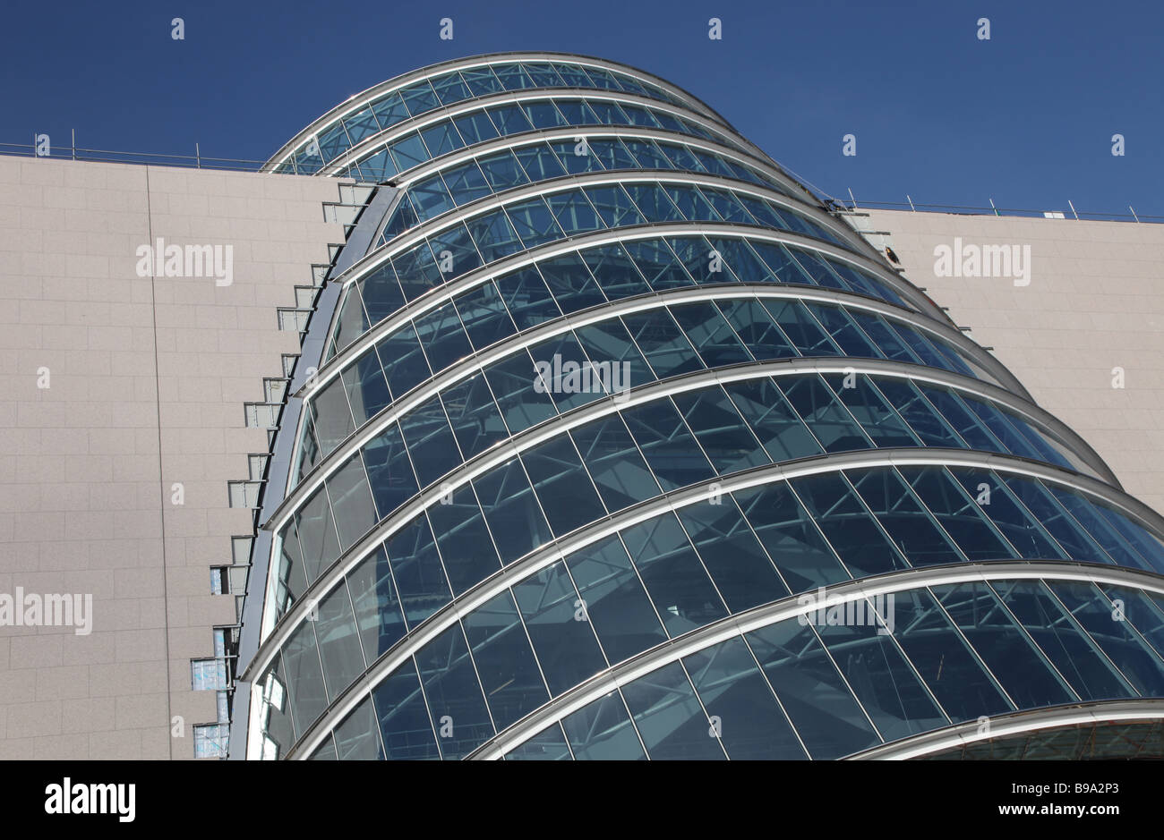 National Conference Centre Dublin Docklands Dublin Ireland - Stock Image