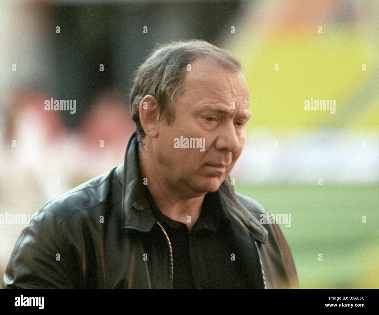 Oleg Romantsev: the history of a football player and coach 40
