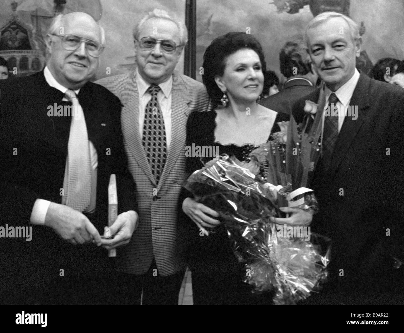 Today is the anniversary of Galina Vishnevskaya 10/25/2011 97