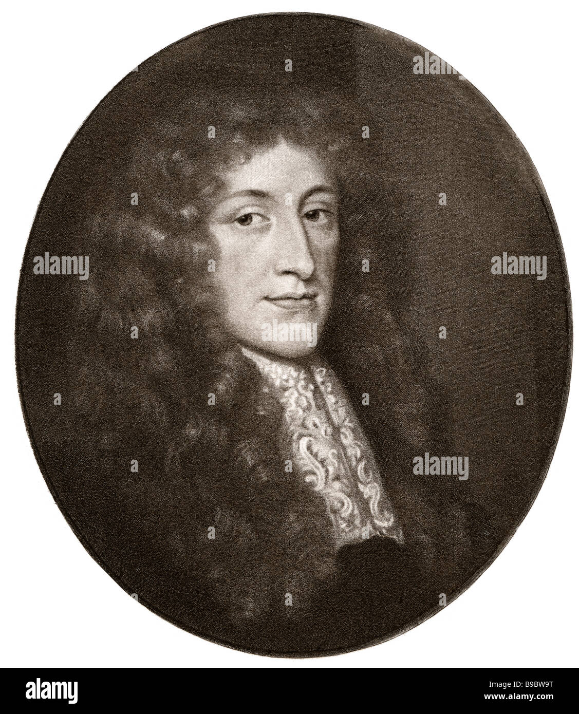 Anthony Ashley-Cooper, 1st Earl of Shaftesbury 1621 1683 English politician - Stock Image