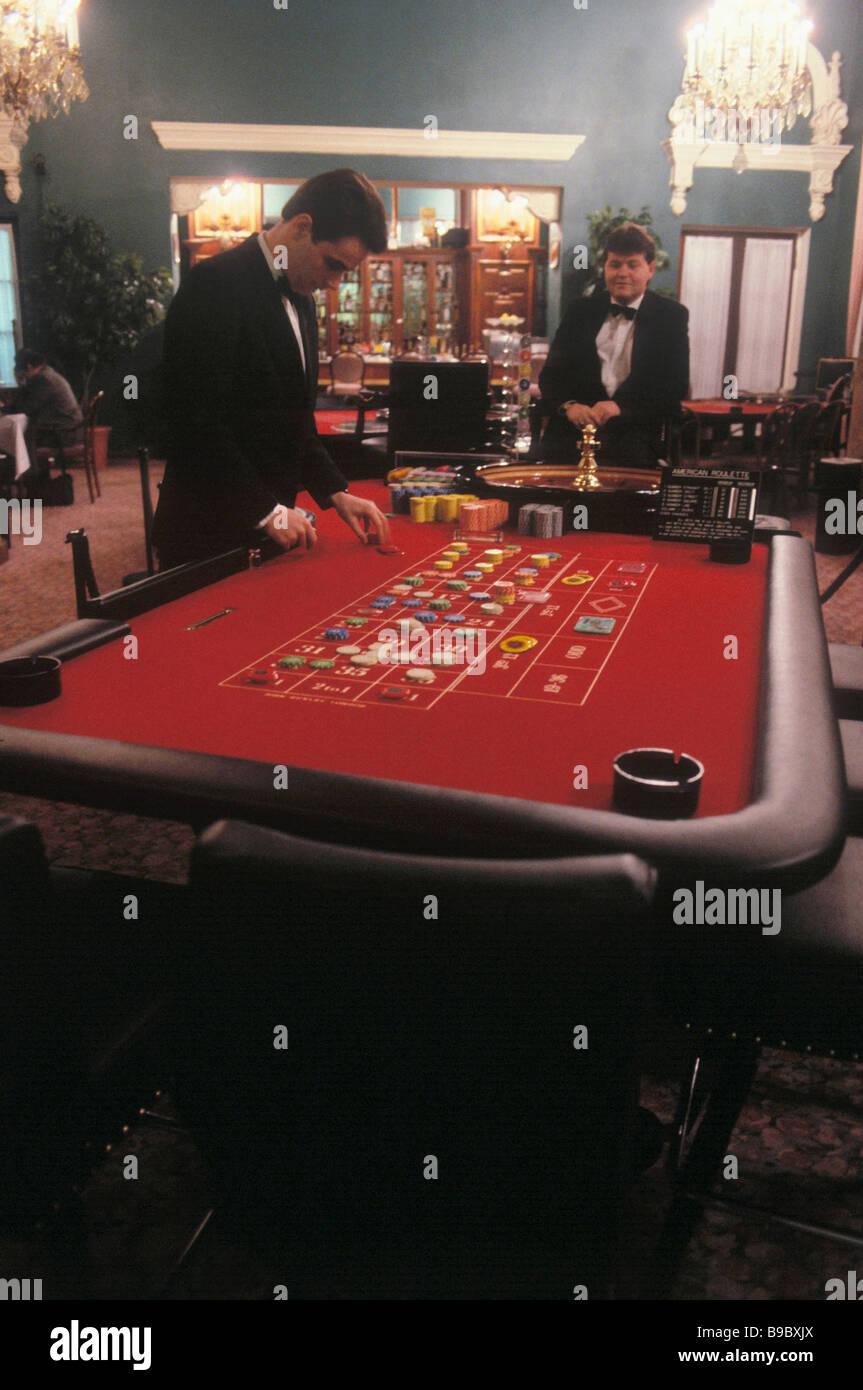 Таблица покерных рук