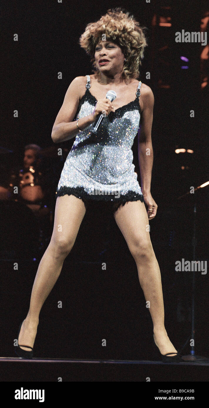 Tina Turner Tour  Usa