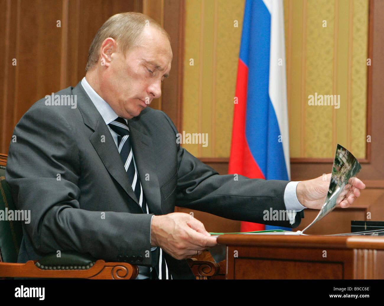 Vladimir: parliament against governor 95