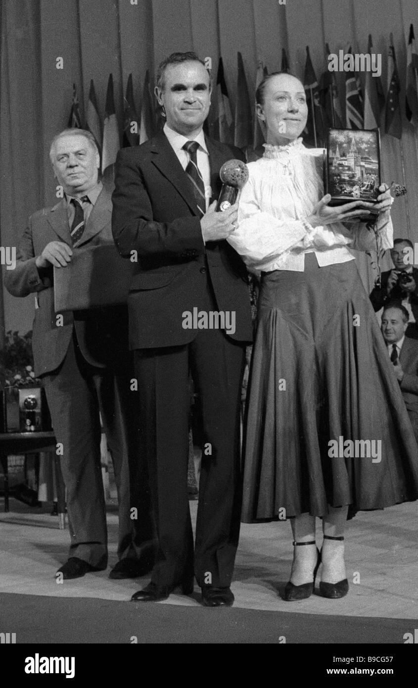 Actress Tatyana Bestaeva: biography 74