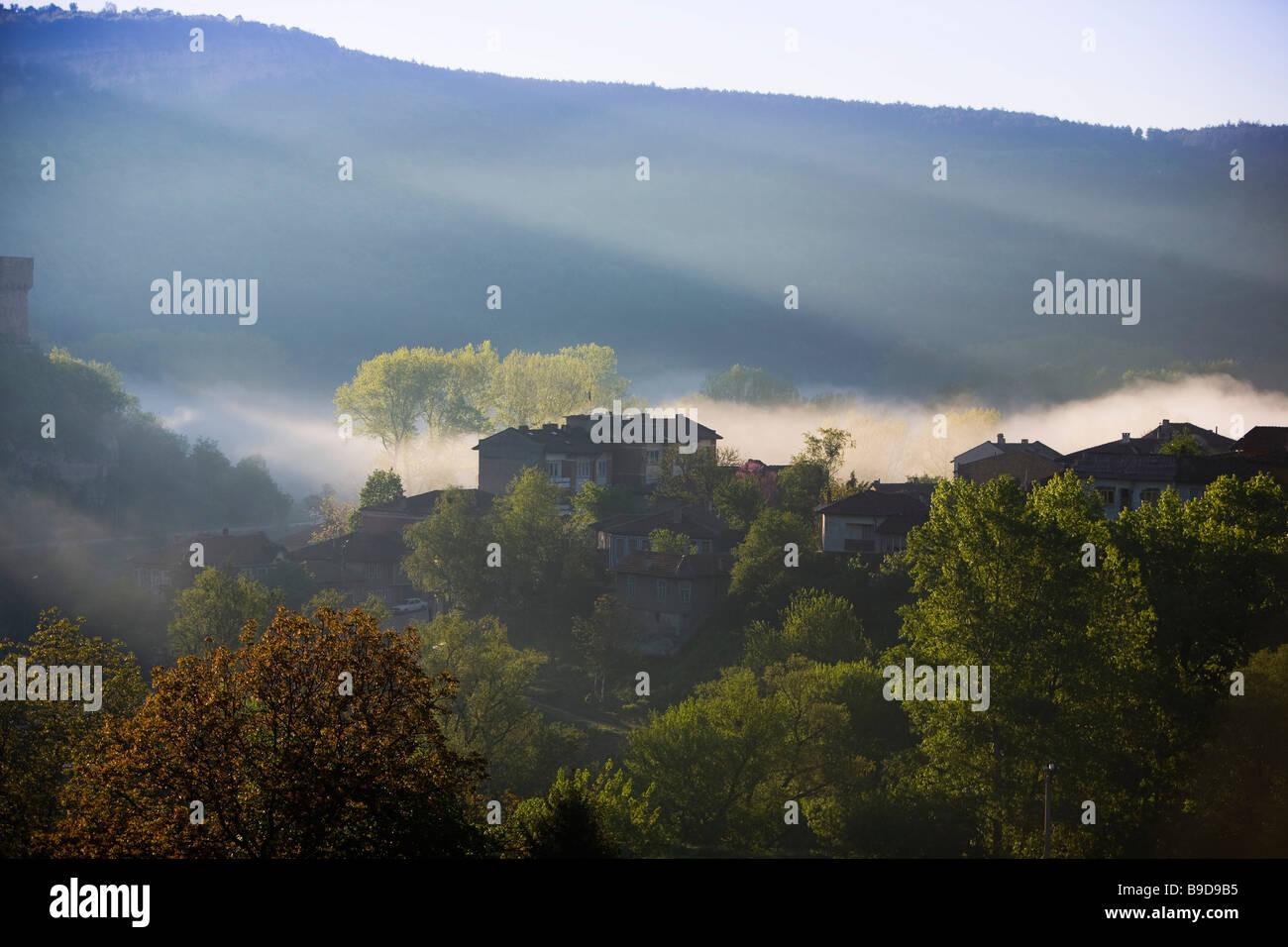 Veliko Tarnovo Bulgaria Stock Photo