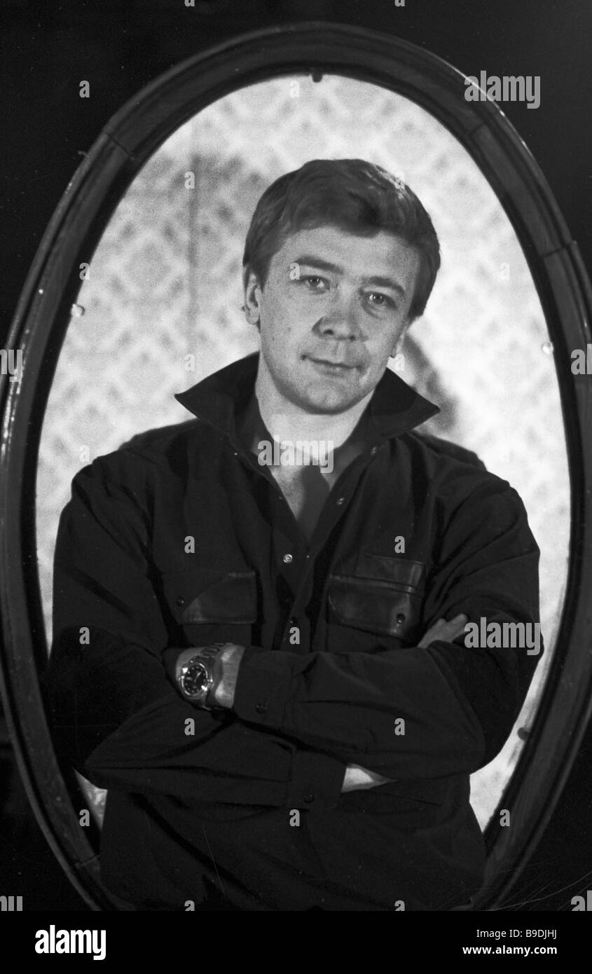 Actor Sergei Prokhanov came to the hospital with a fracture 01/16/2013 11