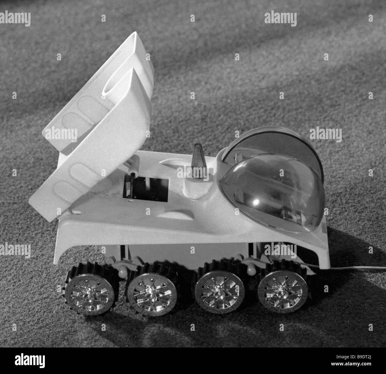 Bam toy off roader produced by Norma Industrial Association - Stock Image