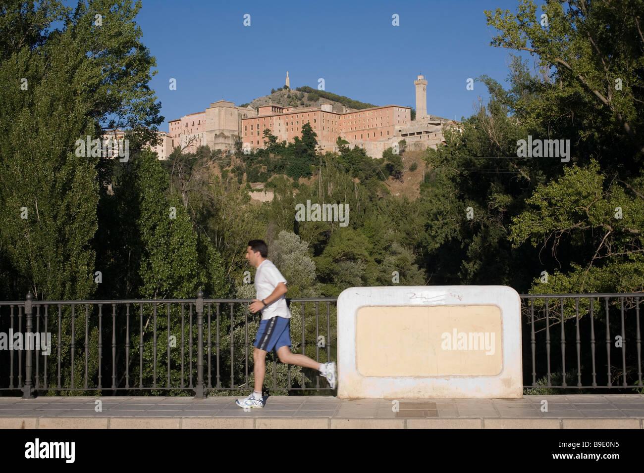 Cuenca Castilla-La Mancha Spain - Stock Image