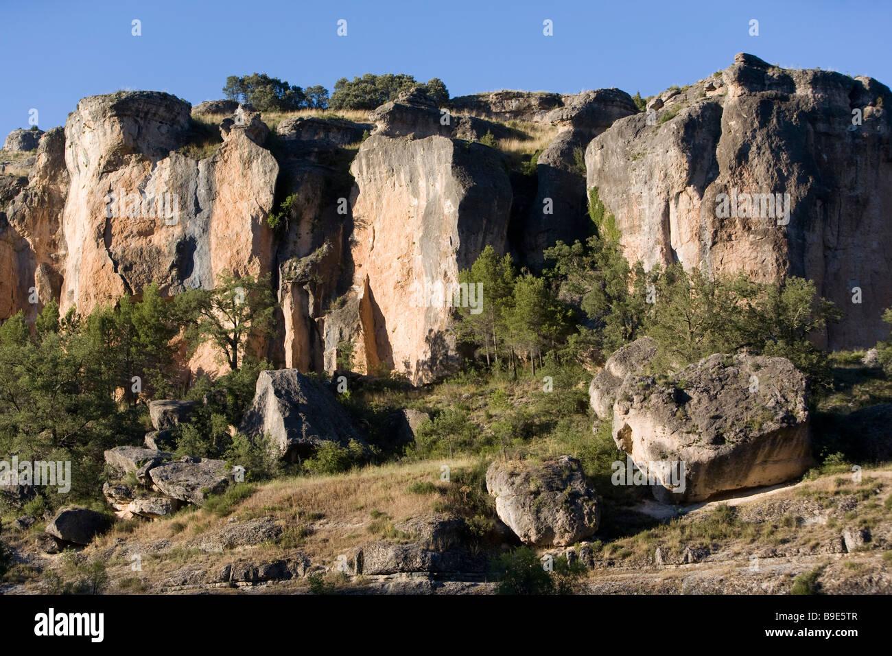 Cuenca Castilla La Mancha Spain - Stock Image