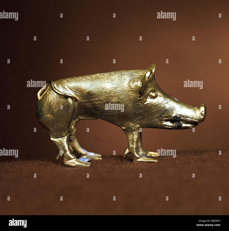 Wild Boar Figure Stock Photos Wild Boar Figure Stock Images Alamy