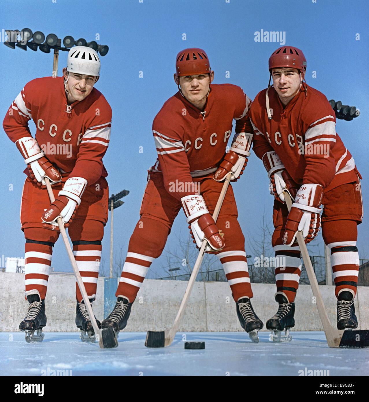Valery Kharlamov: biography of hockey player, family, sporting achievements 97