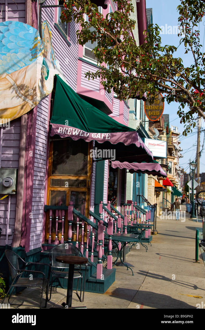 Italian Restaurants On Brady Street