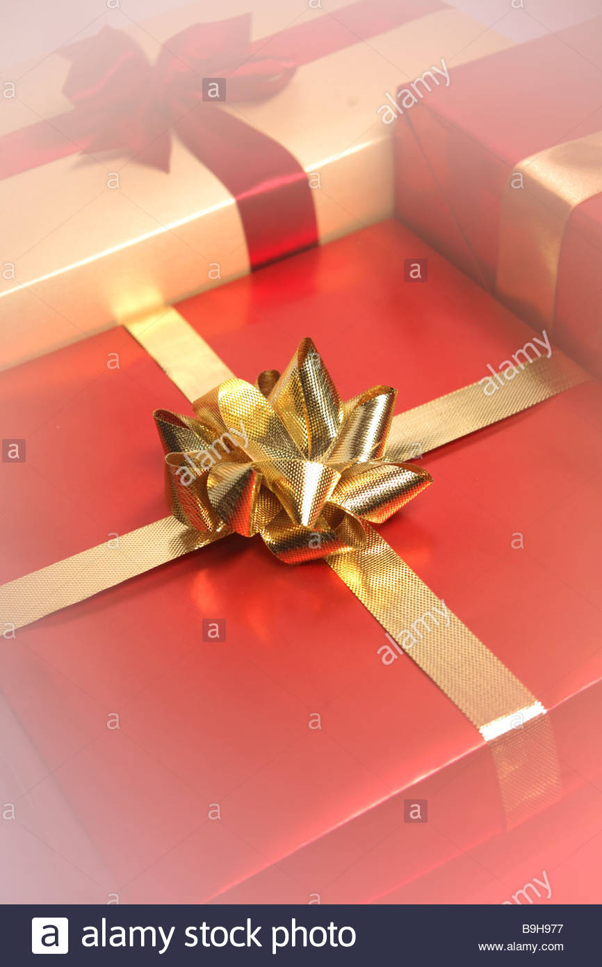 Gifts Packs Bows Detail Softed Christmas Present Surprises Packet Gift Giving Birthday Holiday