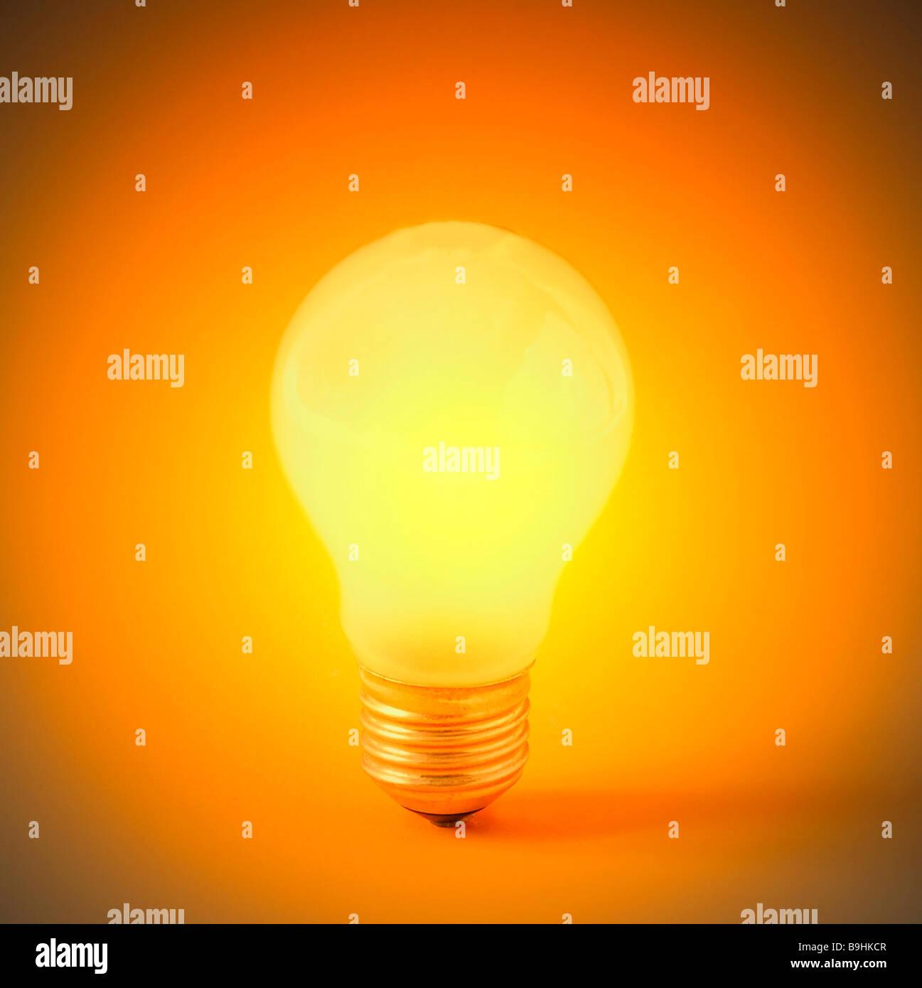 Lightbulb - Stock Image