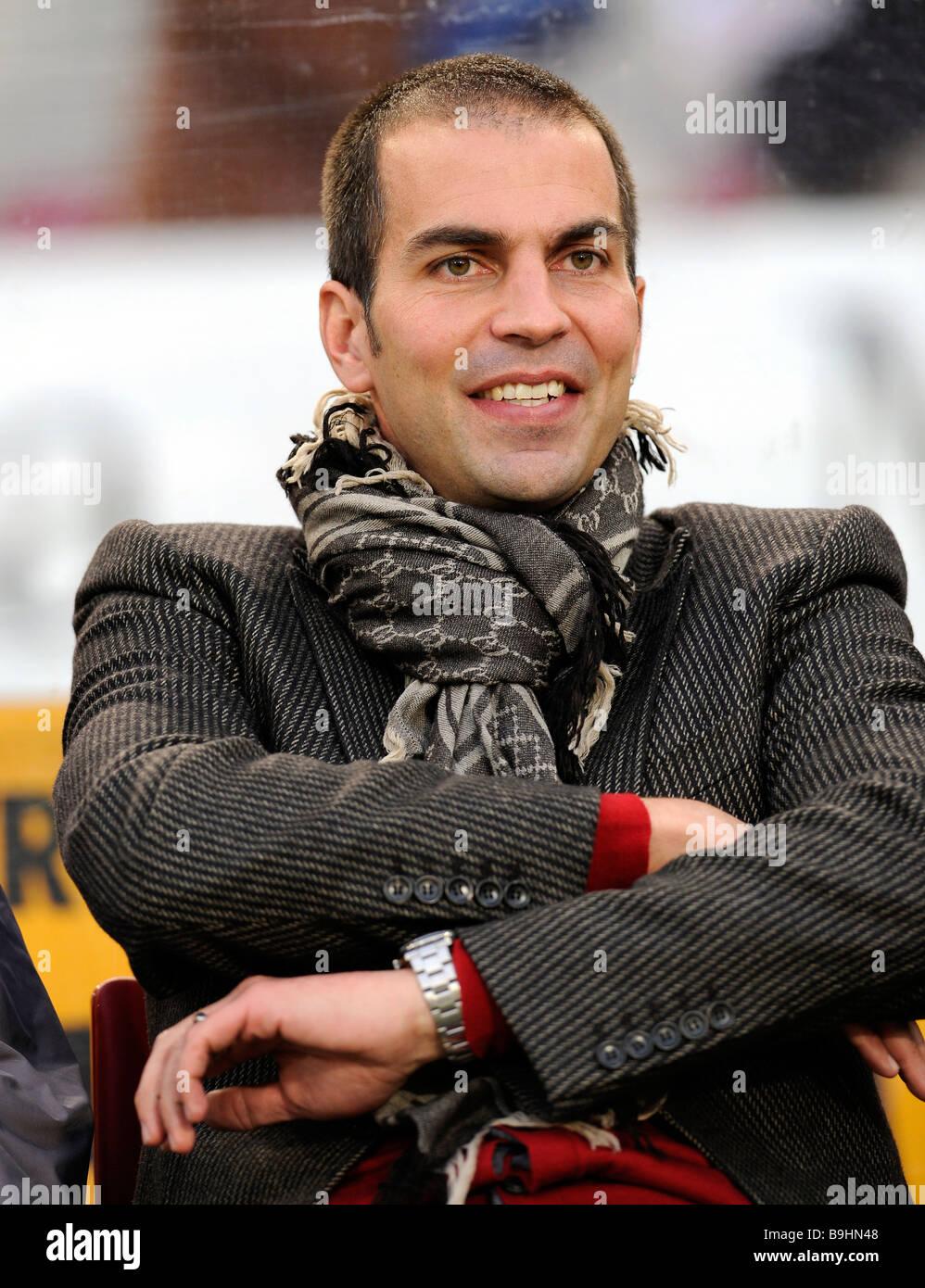Markus Babbel, coach of VfB Stuttgart - Stock Image