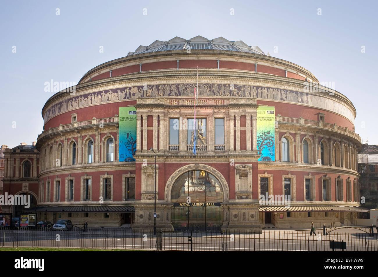 Royal Albert Hall, London - Stock Image