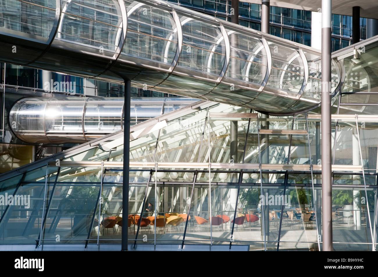 Moderne Architektur In Hannover Foto Bild: Modern Architektur Stock Photos & Modern Architektur Stock