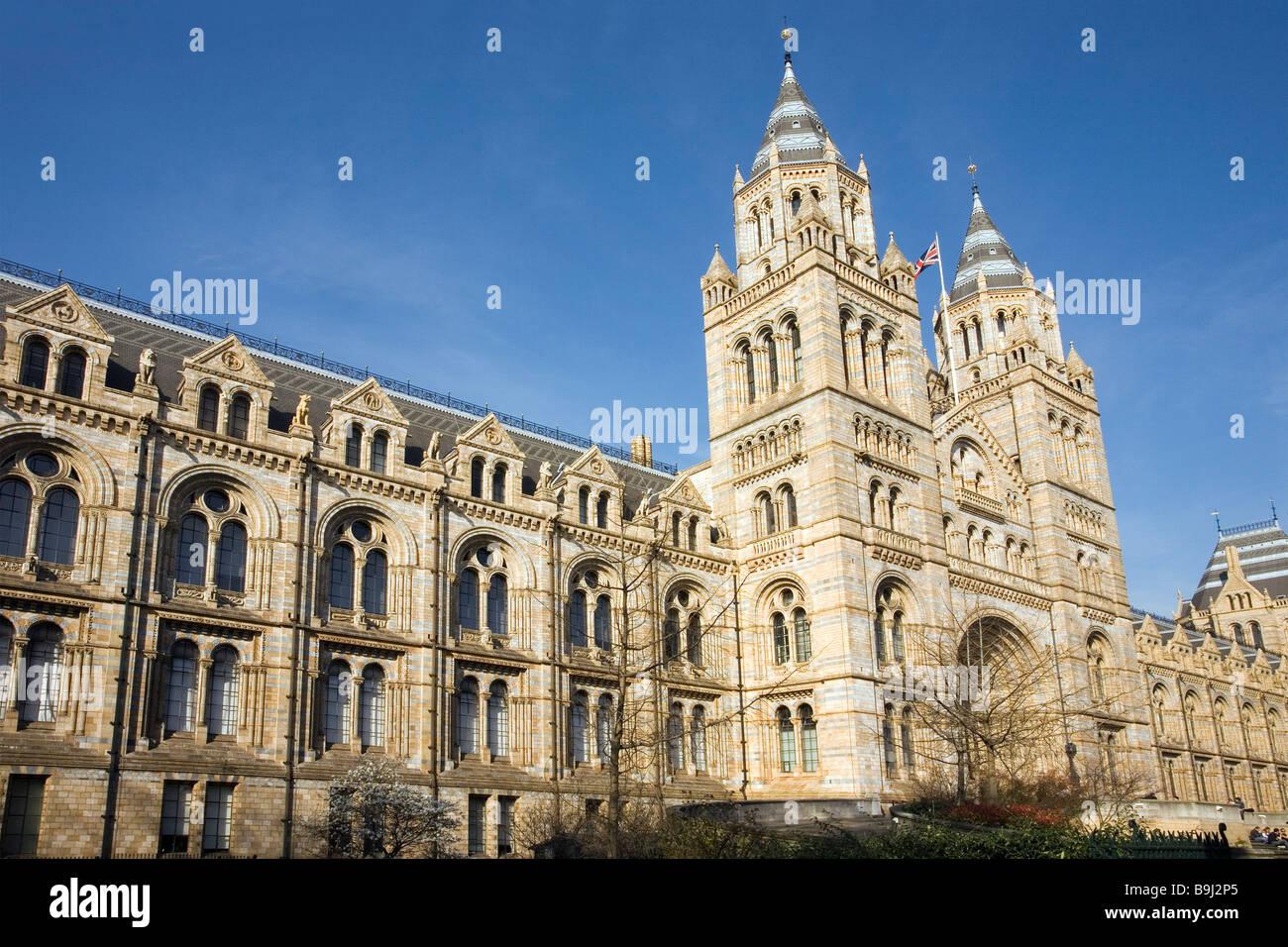 Natural History Museum, London - Stock Image