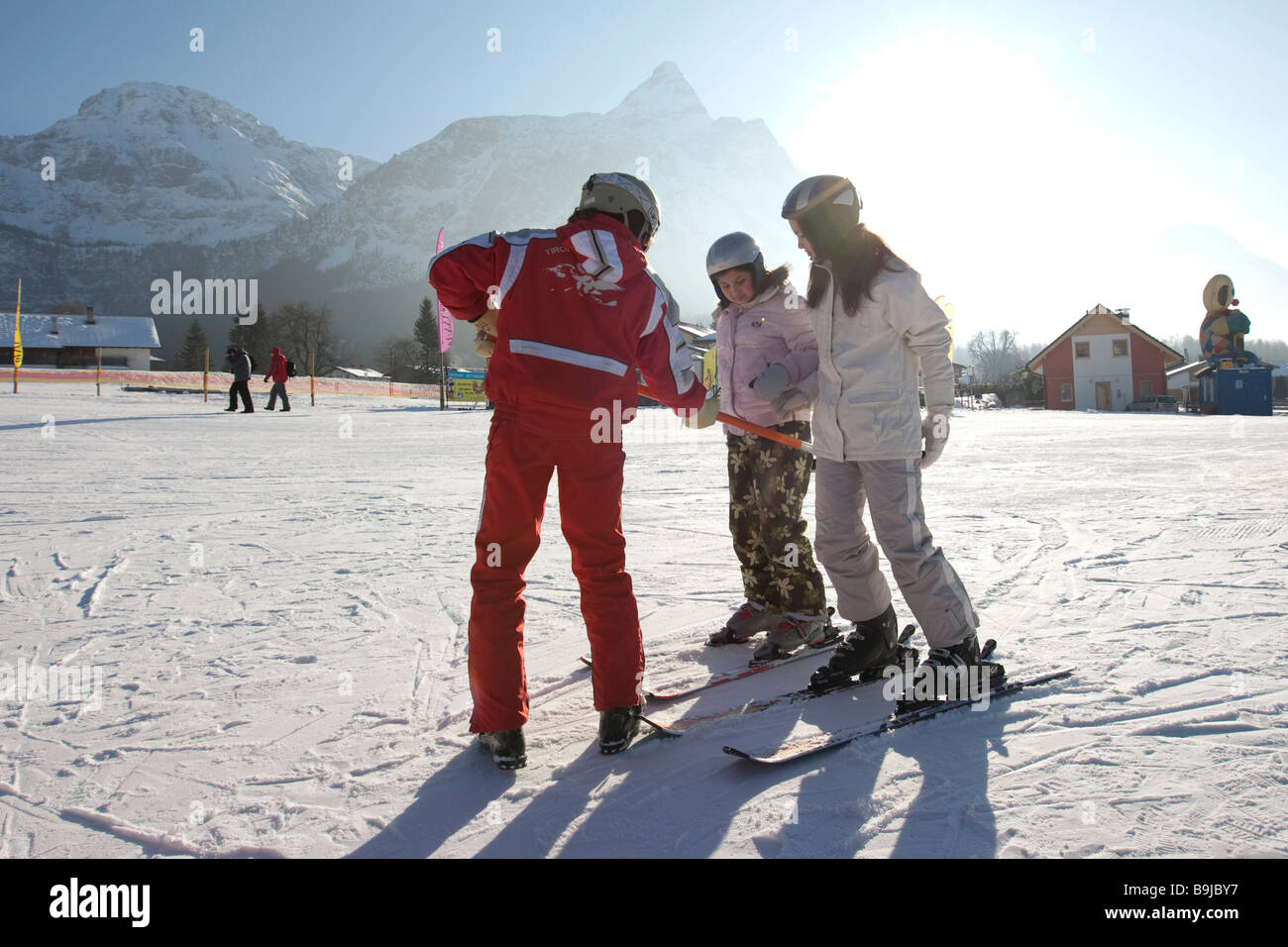 Ski Instructor Stock Photos Amp Ski Instructor Stock Images