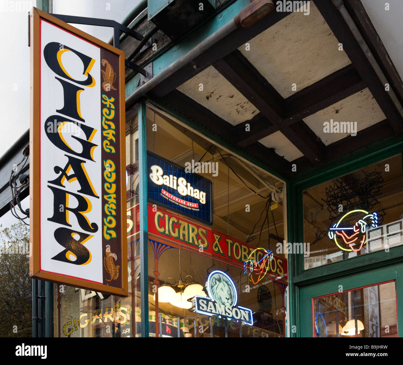 76 Best Images About Historic Downtown Storefronts On: Cigar Store In The Historic Pioneer Square District