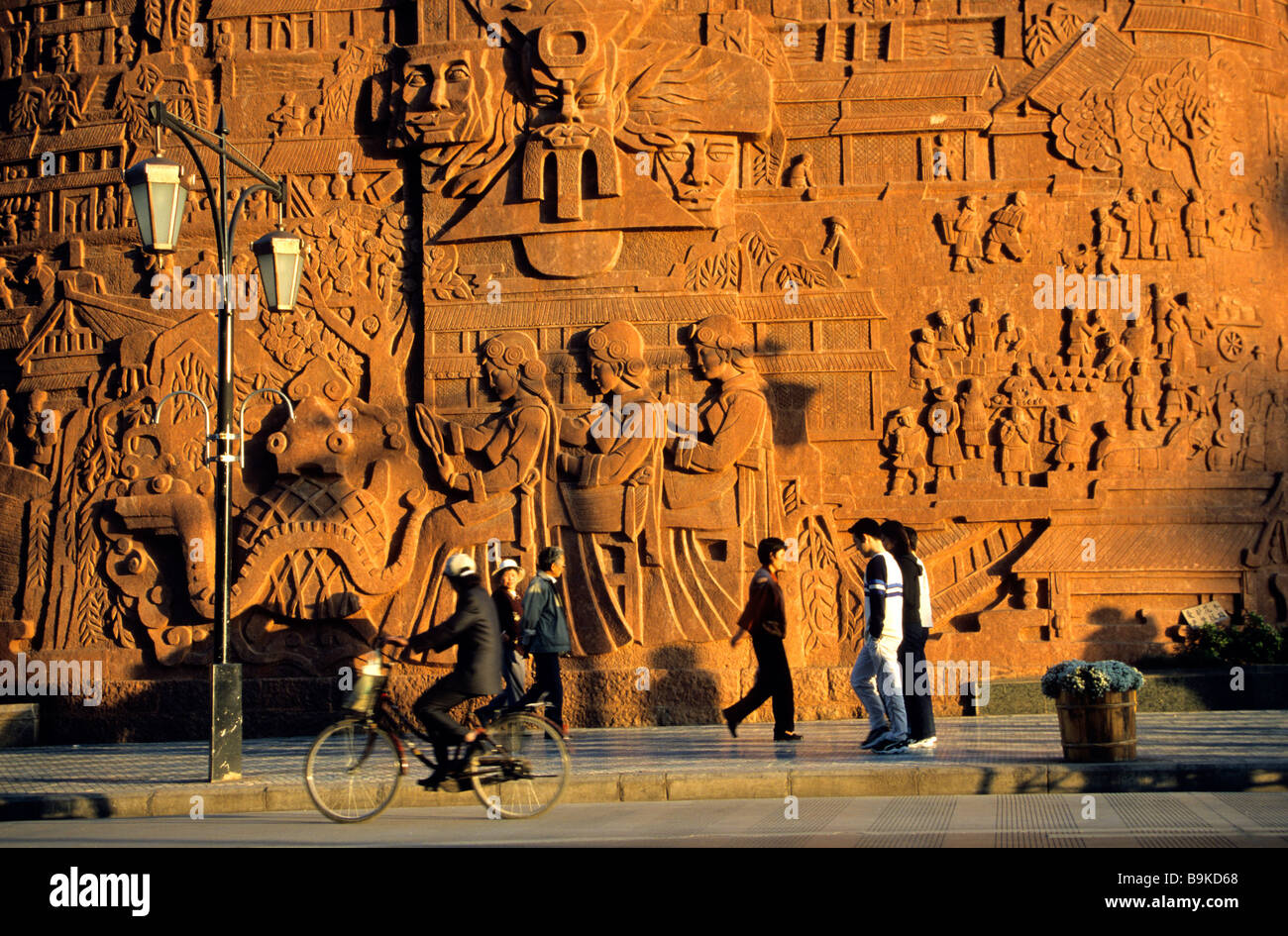 Chine, Yunnan, Lijang - Stock Image