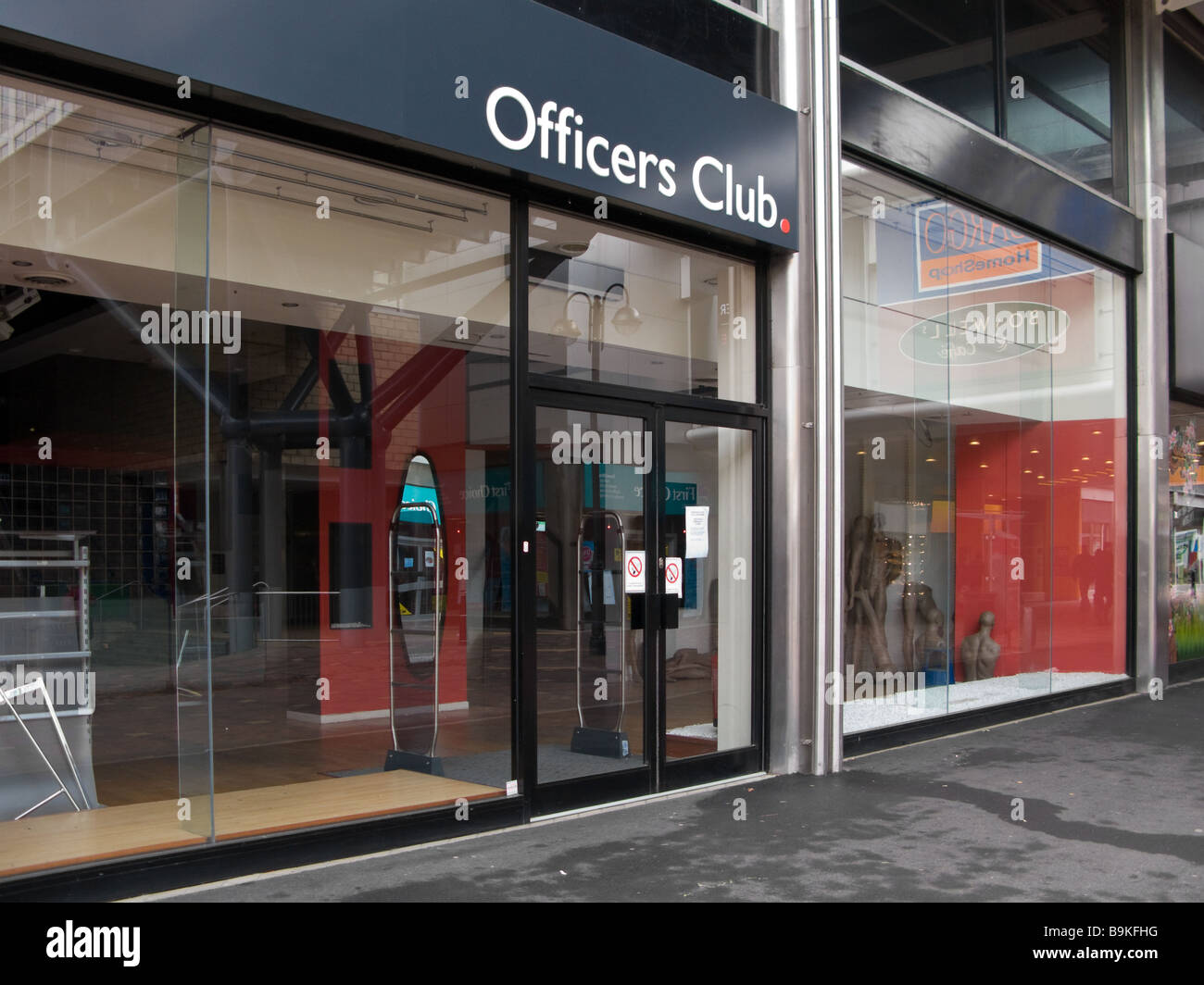 Club clothing stores