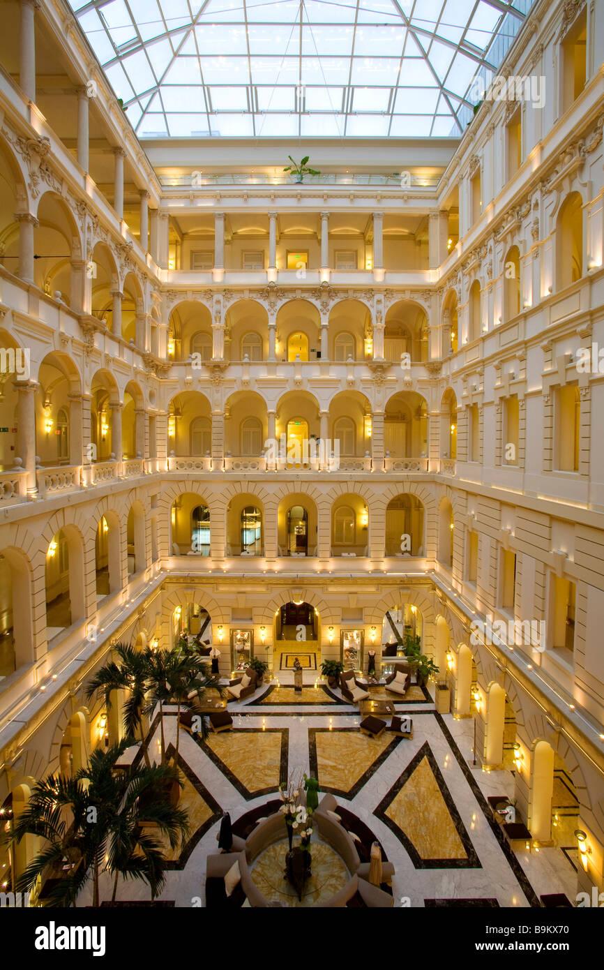 Hungary Budapest New York Palace 5 Star Luxury Hotel