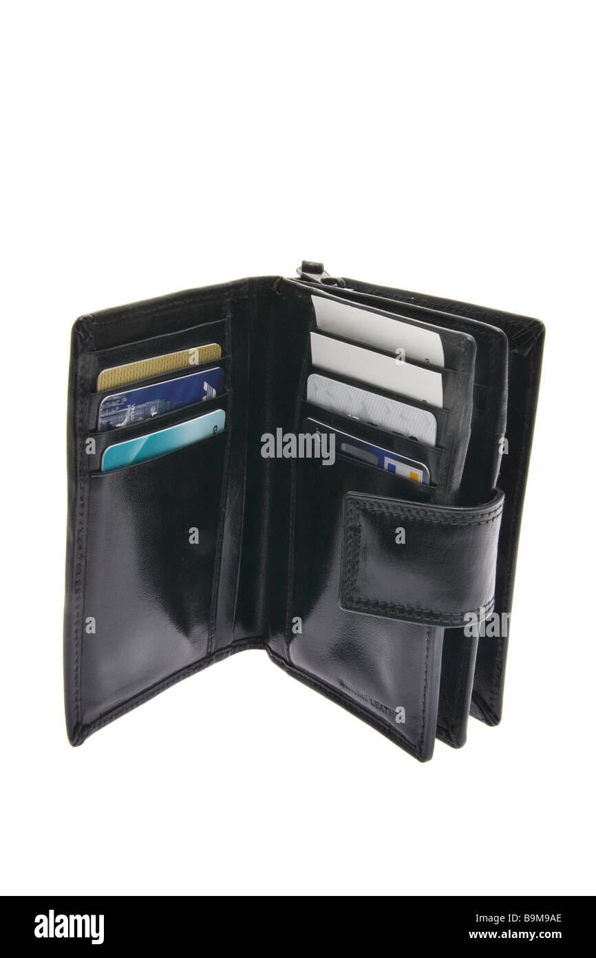 Wallet - Stock Image