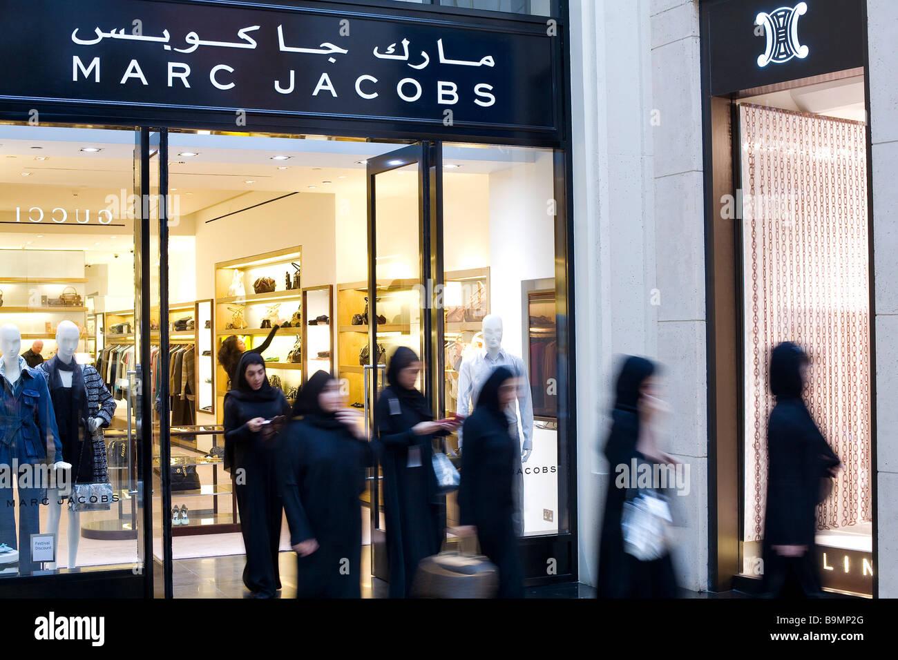 49bdc5d9d1c United Arab Emirates, Dubai, Mall of the Emirates, Via Rodeo, Marc Jacobs