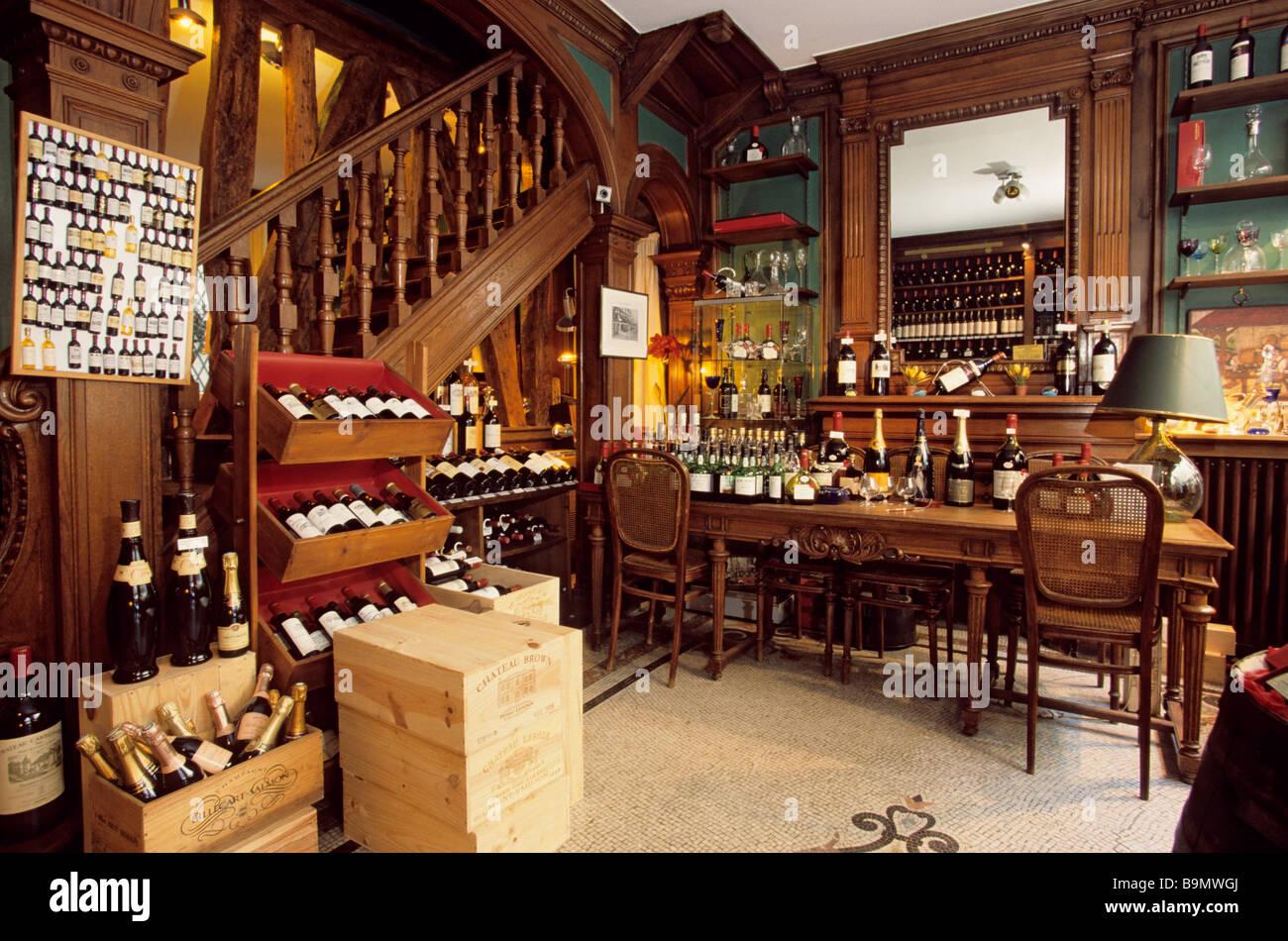 france paris rue du bac ryst dupeyron fine wines shop. Black Bedroom Furniture Sets. Home Design Ideas