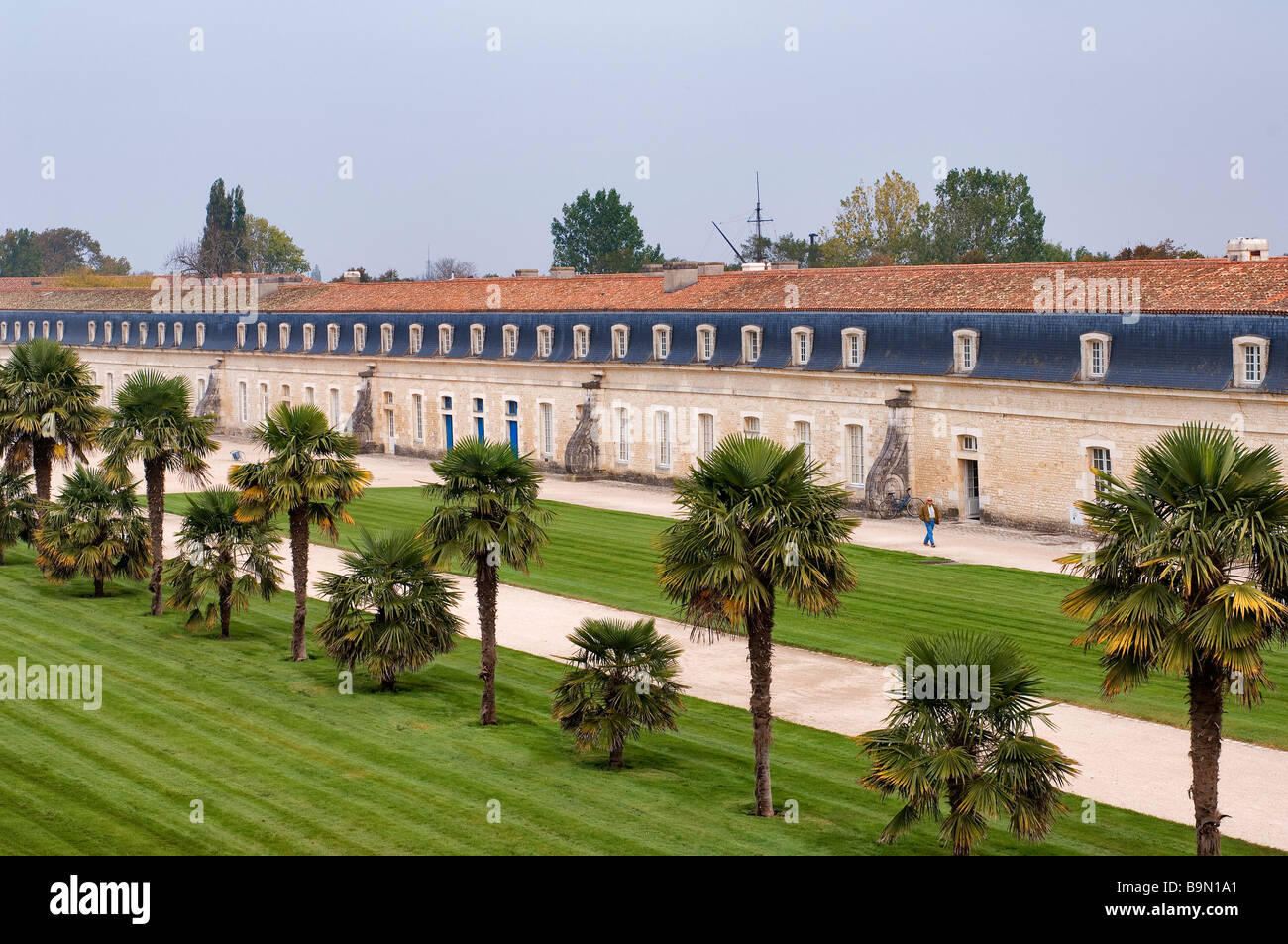 France Charente Maritime Rochefort Arsenal District The