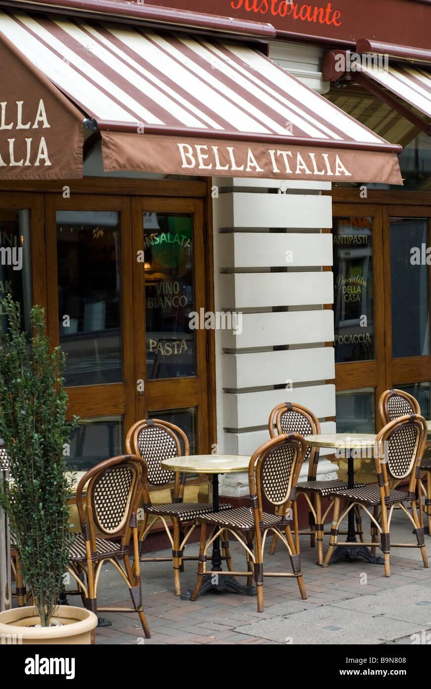 Manchester Restaurants Beella Italian